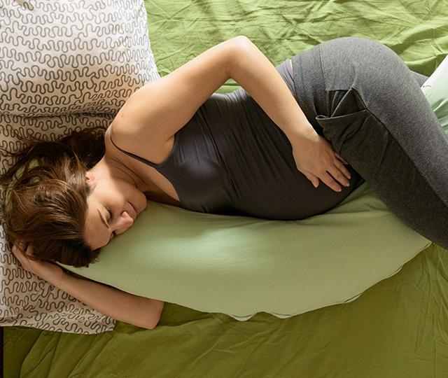 Qual o melhor lado para dormir quando esta gravida